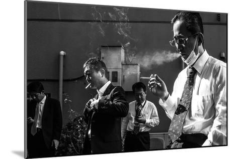 Hard Days-Hiroki Fujitani-Mounted Photographic Print