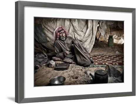 Mr Ali-Ben Mcrae-Framed Art Print