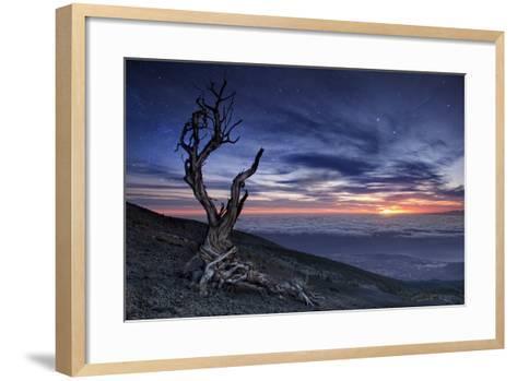 Beyond the Sky-Andrea Auf-Framed Art Print