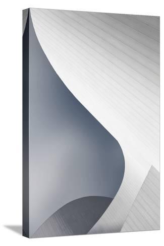 Theatre Lines-Jeroen Van-Stretched Canvas Print