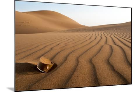 The Thirsty Desert.-Soheil Soheily-Mounted Photographic Print