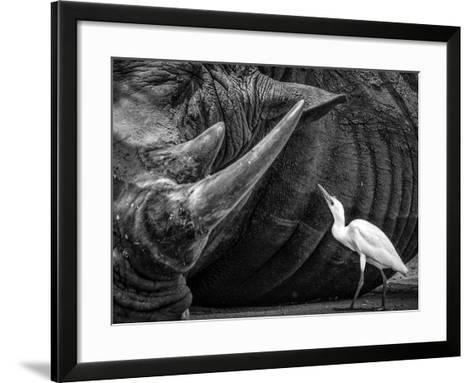 Personal Advisor-Giovanni Casini-Framed Art Print