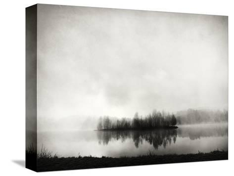 Isle of Silence-Franz Bogner-Stretched Canvas Print