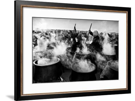 Eastern Lights-Mohammadreza Momeni-Framed Art Print