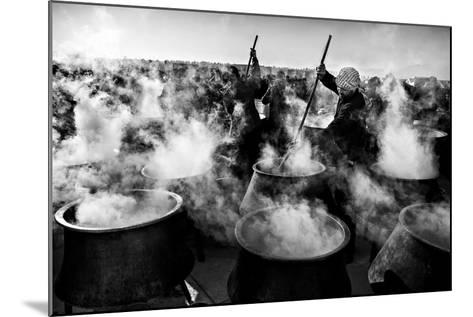 Eastern Lights-Mohammadreza Momeni-Mounted Photographic Print