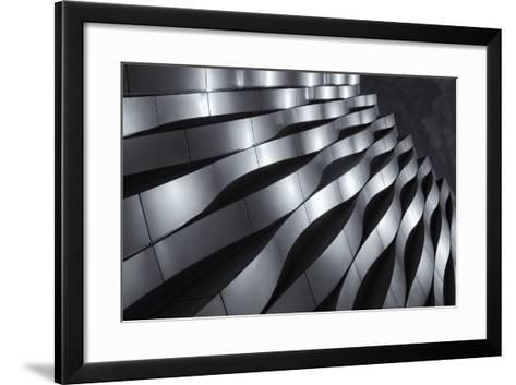Waving-Jeroen Van-Framed Art Print