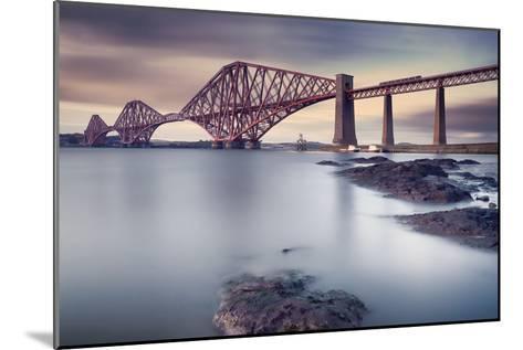 Forth Rail Bridge-Martin Vlasko-Mounted Photographic Print