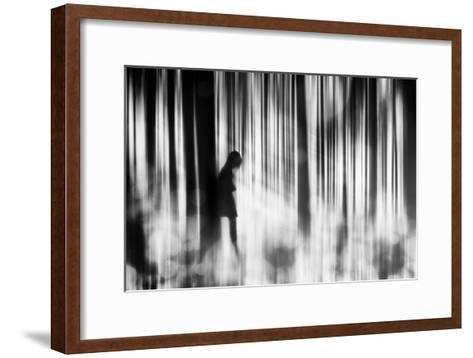 Caught in the Sorrow-Stefan Eisele-Framed Art Print