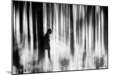 Caught in the Sorrow-Stefan Eisele-Mounted Photographic Print