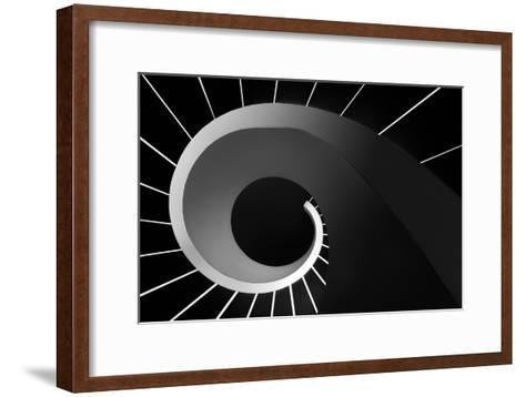 Escape the Void-Paulo Abrantes-Framed Art Print