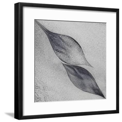 Shaped by a Creative Wind-Piet Flour-Framed Art Print