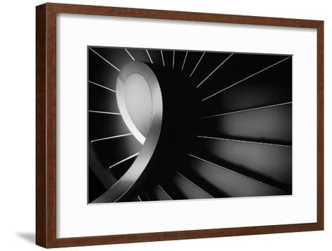 The Long Dark-Paulo Abrantes-Framed Art Print