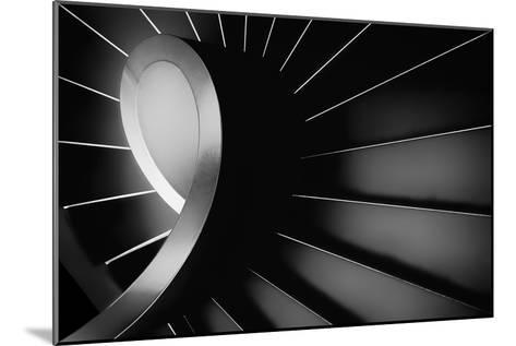 The Long Dark-Paulo Abrantes-Mounted Photographic Print