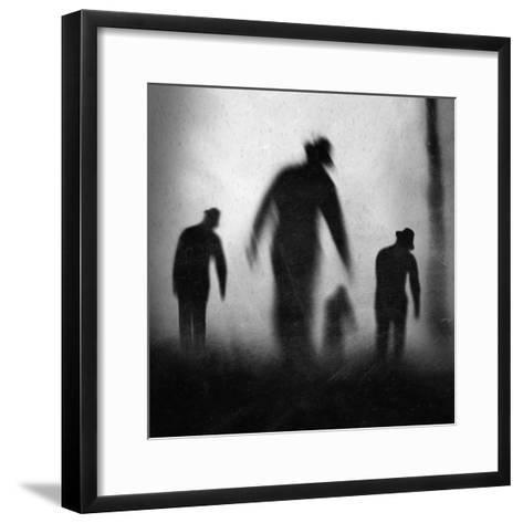 Untitled-Jay Satriani-Framed Art Print