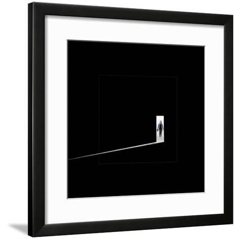 The Unknown Unknown-Gilbert Claes-Framed Art Print