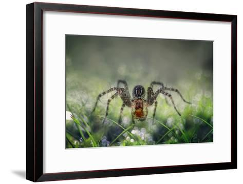 I Am Back to You-Erwin Astro-Framed Art Print