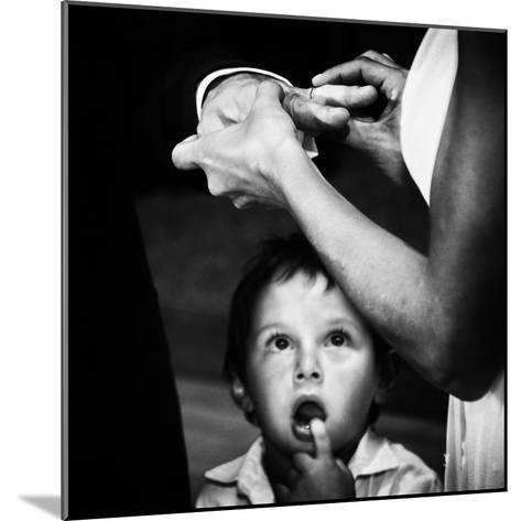 Mom, Dad, What's Going On?-Santiago Trupkin-Mounted Photographic Print