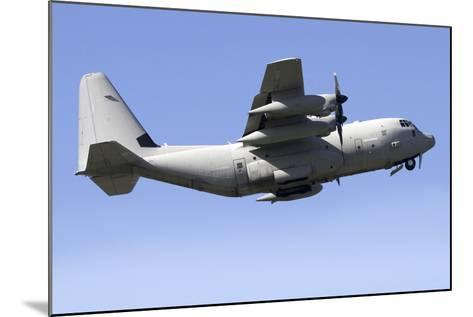 Kc-130J Tanker of the Italian Air Force-Stocktrek Images-Mounted Photographic Print