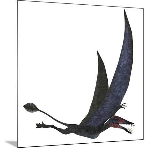 Dorygnathus Pterosaur from the Jurassic Period-Stocktrek Images-Mounted Art Print