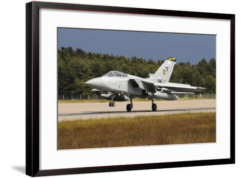 Tornado Adv of the Royal Air Force-Stocktrek Images-Framed Art Print