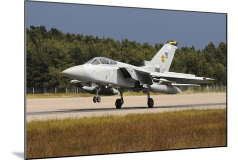 Tornado Adv of the Royal Air Force-Stocktrek Images-Mounted Photographic Print