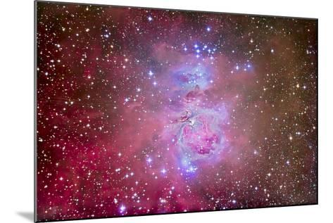 The Orion Nebula Region-Stocktrek Images-Mounted Photographic Print