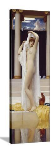 The Bath of Psyche-Lord Frederic Leighton-Stretched Canvas Print
