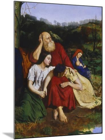 By the Waters of Babylon-Philip Hermogenes Calderon-Mounted Giclee Print
