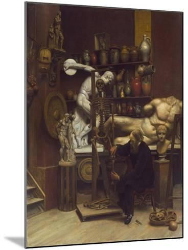 Mr Heatherley's Holiday: an Incident in Studio Life-Samuel Butler-Mounted Giclee Print