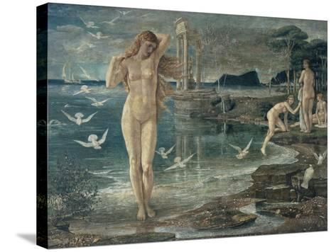 The Renaissance of Venus-Walter Crane-Stretched Canvas Print