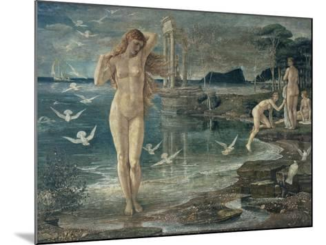 The Renaissance of Venus-Walter Crane-Mounted Giclee Print