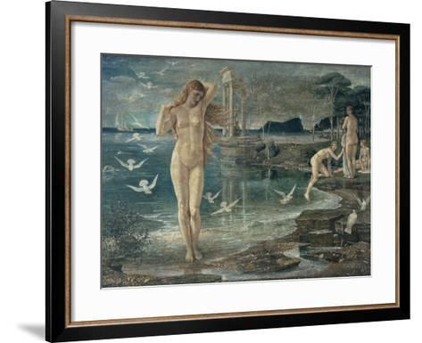 The Renaissance of Venus-Walter Crane-Framed Art Print