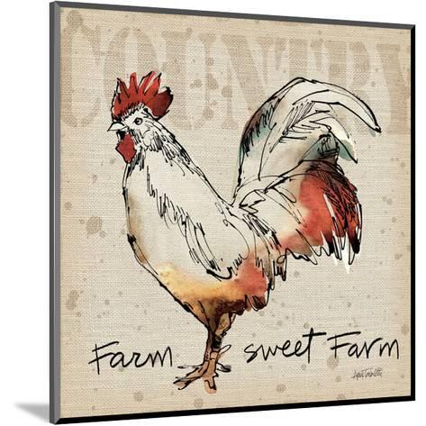 Farm Life V-Anne Tavoletti-Mounted Art Print