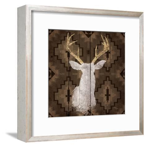 Precious Antlers I-Jim Wellington-Framed Art Print