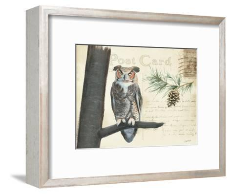 Northern Wild V-James Wiens-Framed Art Print