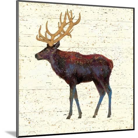 Golden Nature II-James Wiens-Mounted Premium Giclee Print