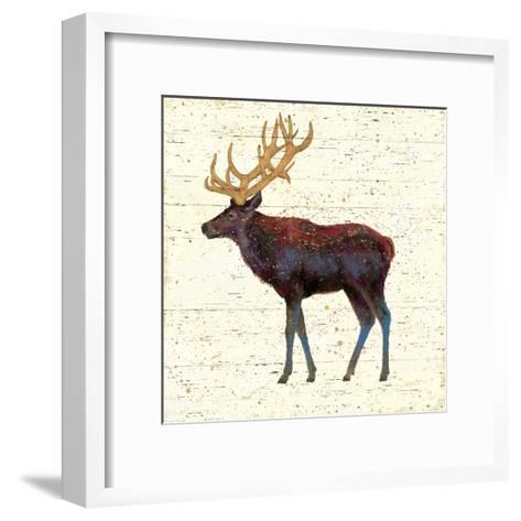 Golden Nature II-James Wiens-Framed Art Print
