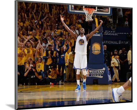 Houston Rockets v Golden State Warriors - Game Five-Andrew D Bernstein-Mounted Photo