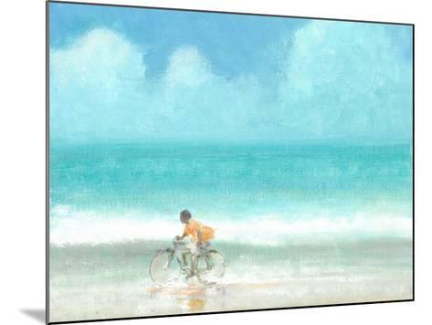 Boy on a Bike, 2015-Lincoln Seligman-Mounted Giclee Print