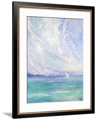 Aerial Ballet-Margaret Coxall-Framed Art Print