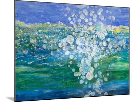 Big Bubble, 2015-Margaret Coxall-Mounted Giclee Print