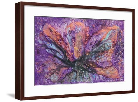 Dionysian Splendor, 1990-Carolyn Mary Kleefeld-Framed Art Print