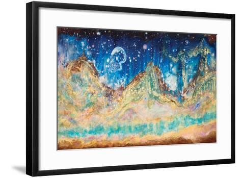 Dream of Ithaca, 2005-Carolyn Mary Kleefeld-Framed Art Print
