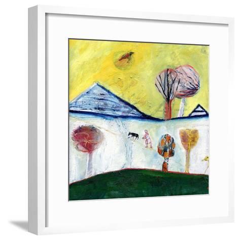 My Duck, 2004,-Gigi Sudbury-Framed Art Print