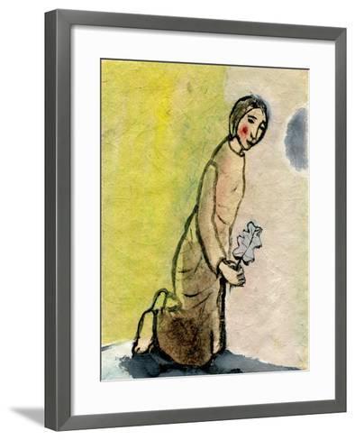 Oak Leaf, 2005-Gigi Sudbury-Framed Art Print
