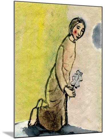 Oak Leaf, 2005-Gigi Sudbury-Mounted Giclee Print
