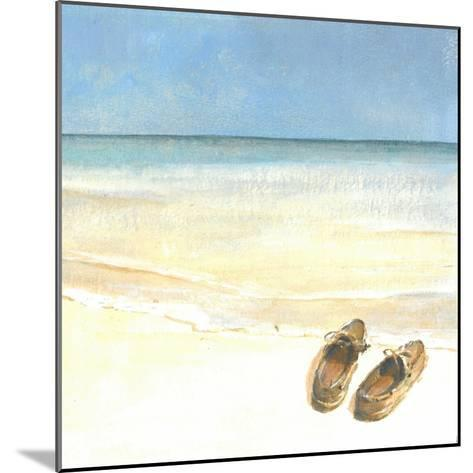 Beach Shoes, 2015-Lincoln Seligman-Mounted Giclee Print