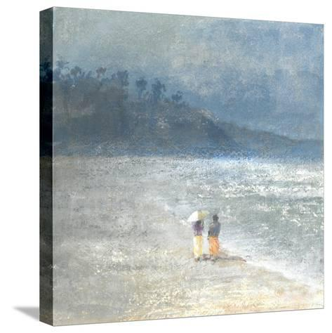 Walking to Work, 2015-Lincoln Seligman-Stretched Canvas Print