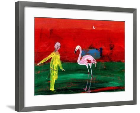 After a While it Was Easy, 2005-Gigi Sudbury-Framed Art Print