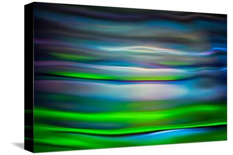 I Dream of Northern Lights-Ursula Abresch-Stretched Canvas Print